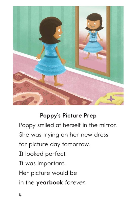 Book Preview For Picture Day Page 4