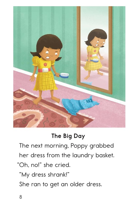 Book Preview For Picture Day Page 8