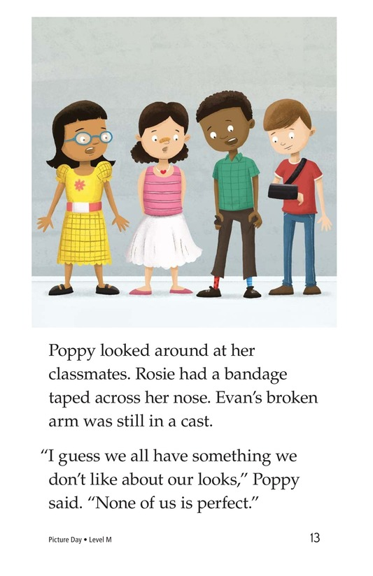 Book Preview For Picture Day Page 13