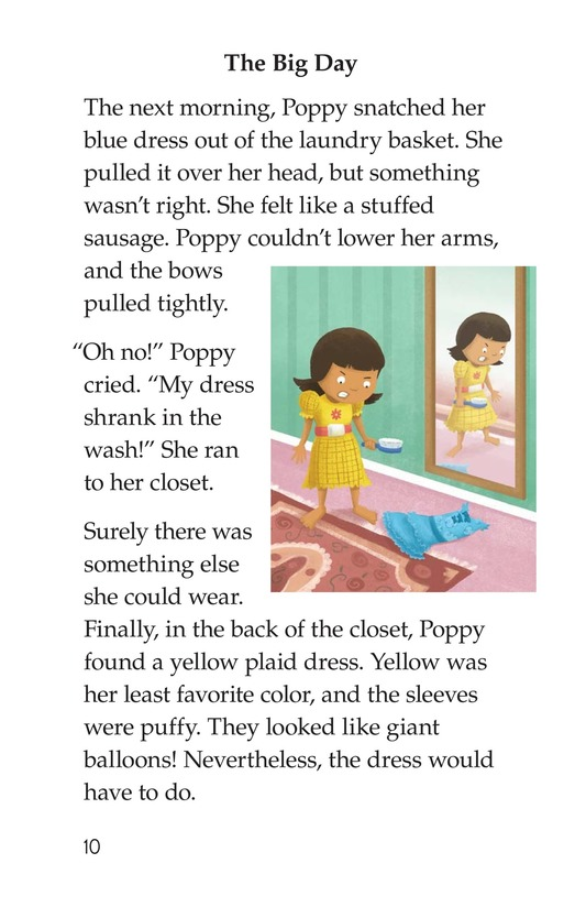 Book Preview For Picture Day Page 10