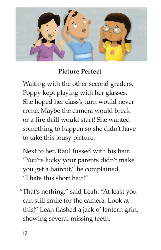 Book Preview For Picture Day Page 12
