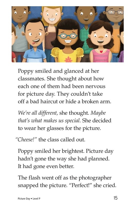 Book Preview For Picture Day Page 15