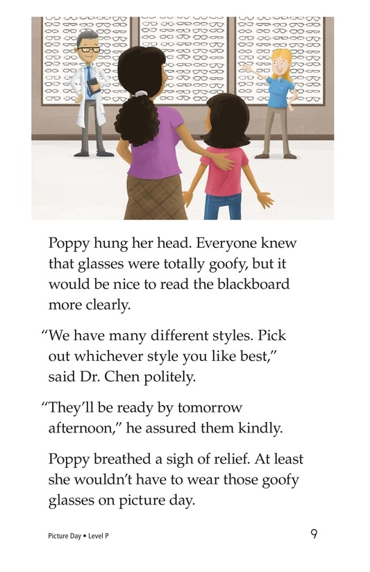 Book Preview For Picture Day Page 9