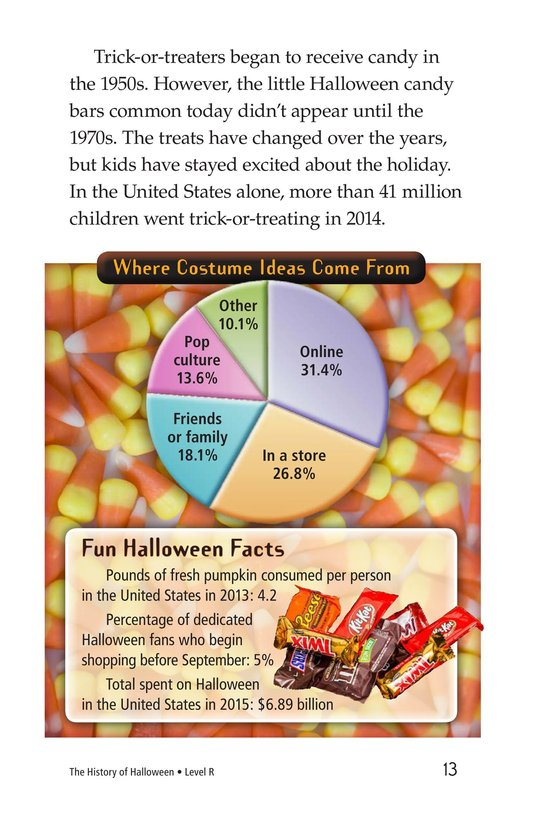 Book Preview For The History of Halloween Page 13