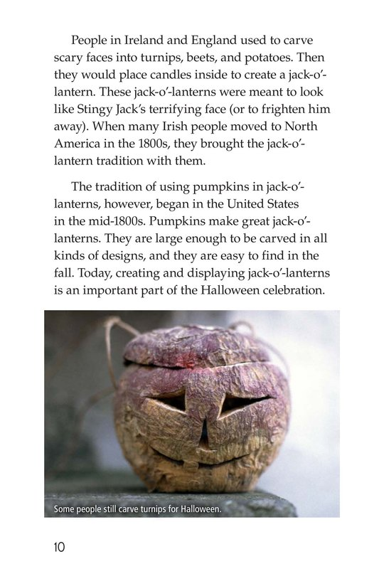 Book Preview For The History of Halloween Page 10