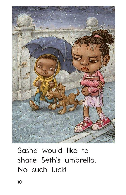 Book Preview For Selfish Sasha Page 10