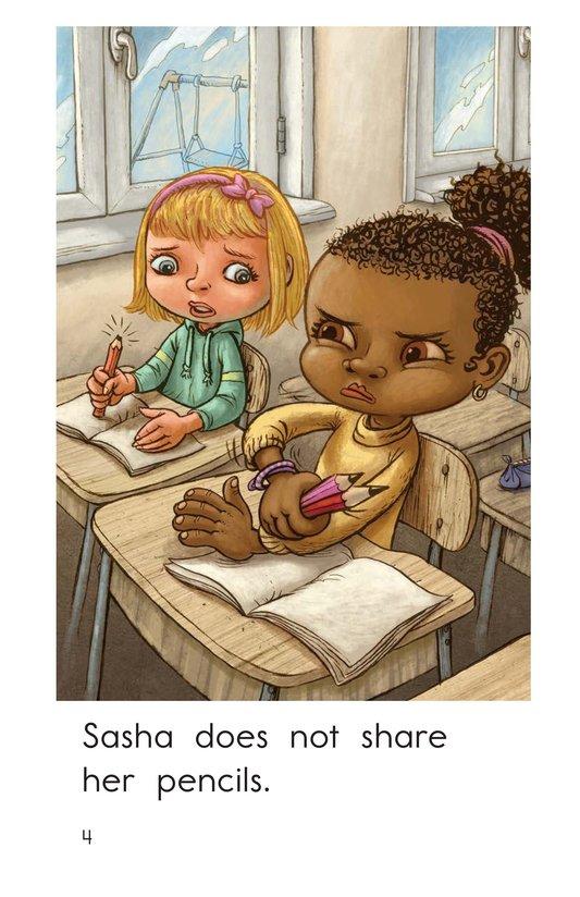 Book Preview For Selfish Sasha Page 4