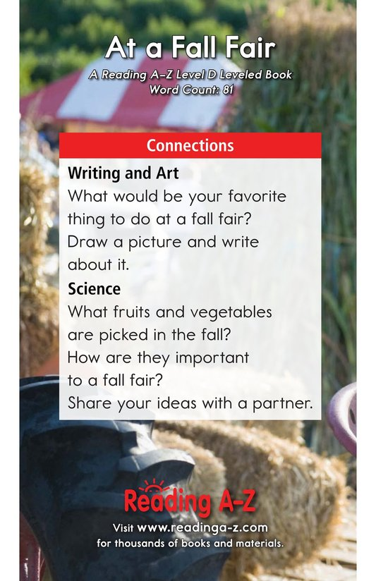 Book Preview For At a Fall Fair Page 13