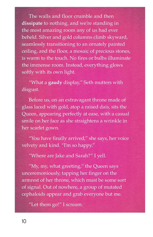 Book Preview For The Queen's Loss (Part I) Page 10