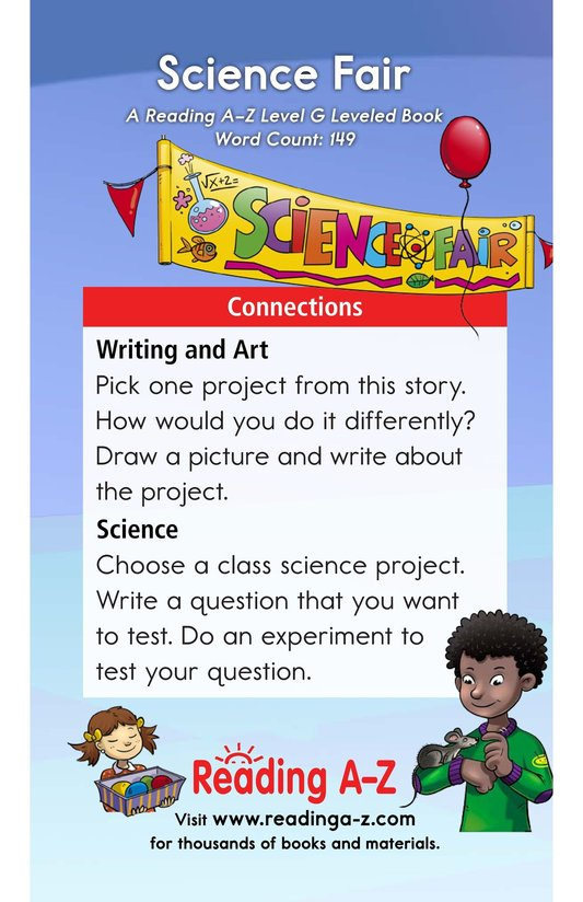 Book Preview For Science Fair Page 13