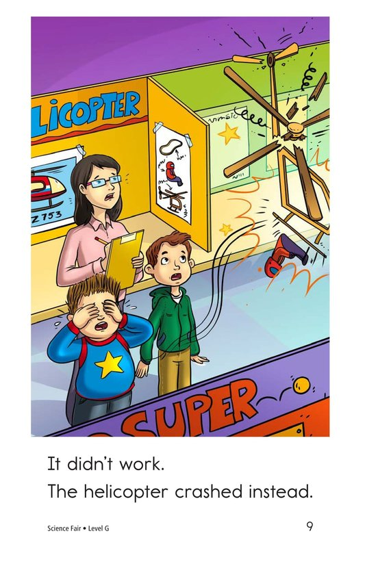 Book Preview For Science Fair Page 9