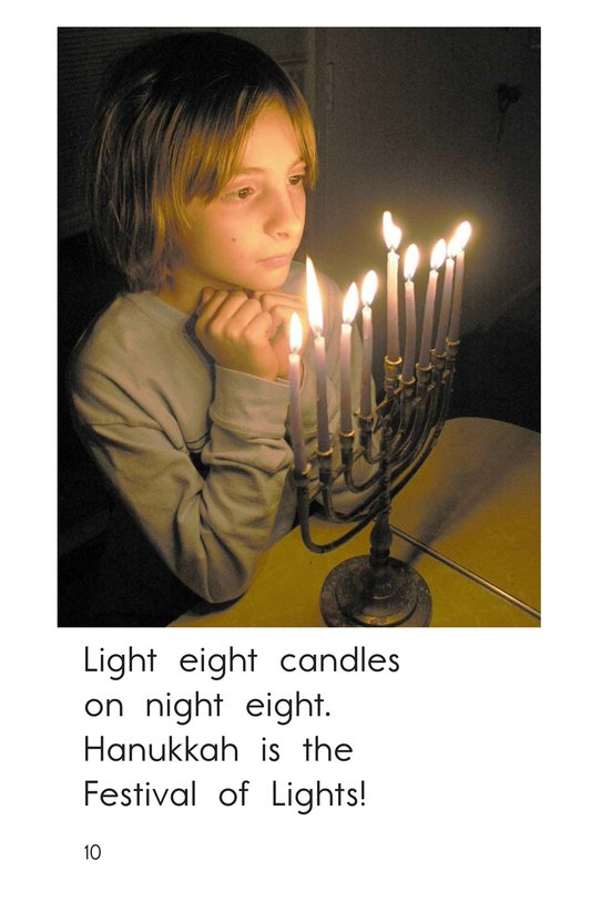 Book Preview For The Festival of Lights Page 10