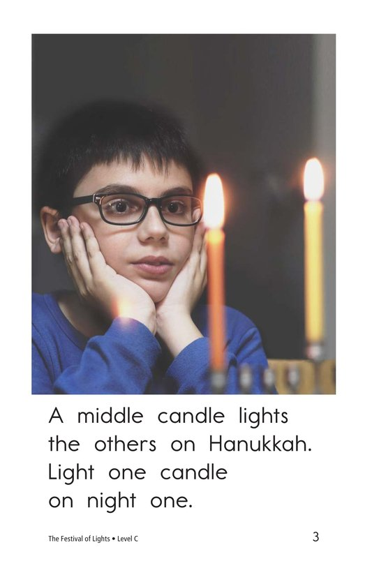 Book Preview For The Festival of Lights Page 3