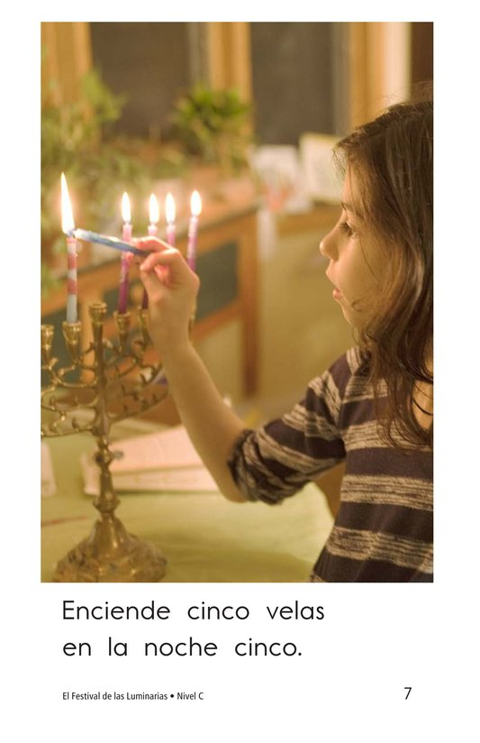 Book Preview For The Festival of Lights Page 7