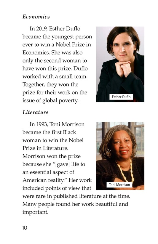 Book Preview For The Nobel Prize Page 10