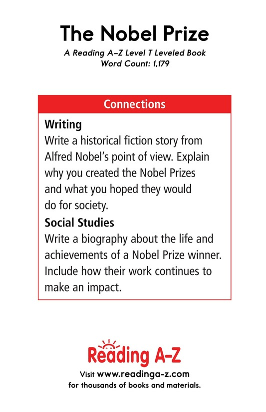Book Preview For The Nobel Prize Page 17