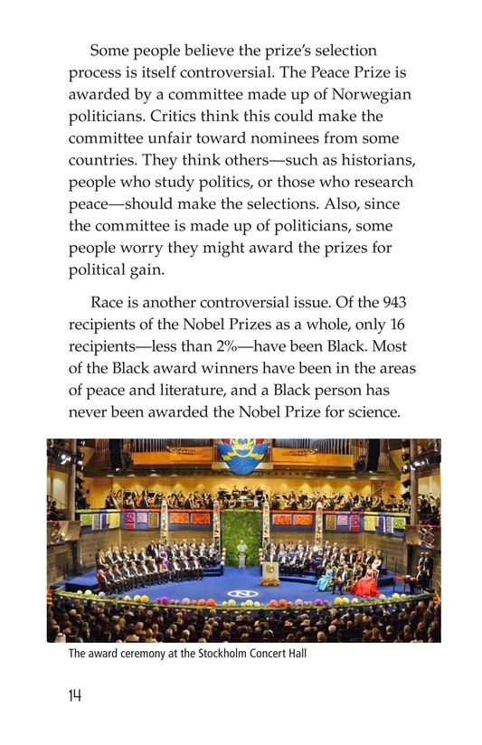 Book Preview For The Nobel Prize Page 14
