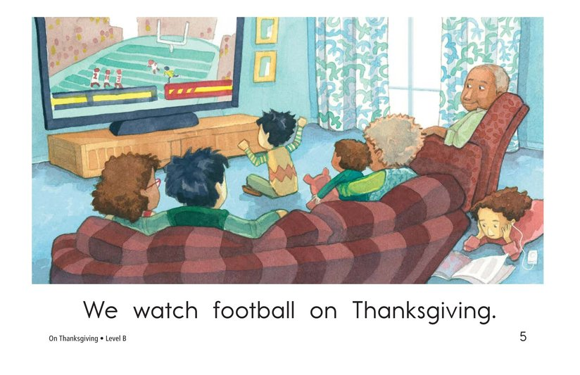 Book Preview For On Thanksgiving Page 5