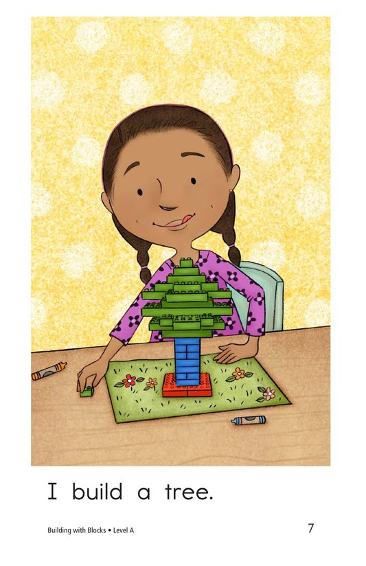 Book Preview For Building with Blocks Page 7