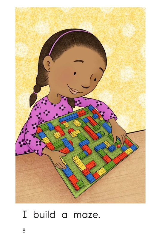 Book Preview For Building with Blocks Page 8