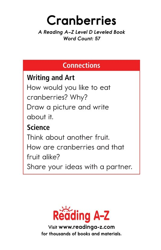 Book Preview For Cranberries Page 11