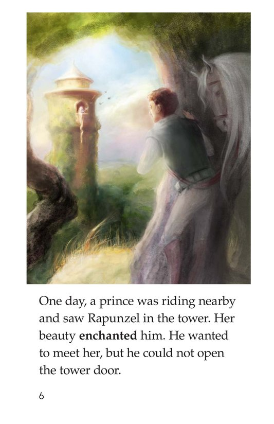 Book Preview For Rapunzel Page 6