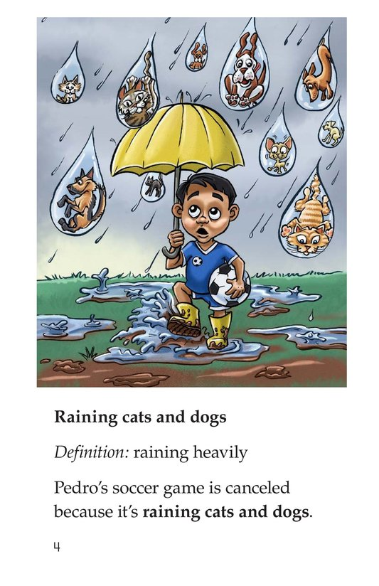 Book Preview For Animal Idioms Page 4