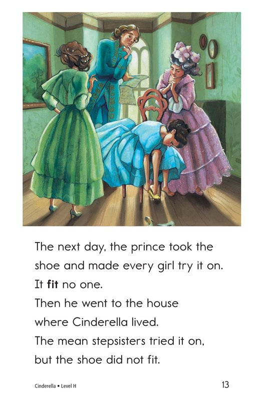 Book Preview For Cinderella Page 13