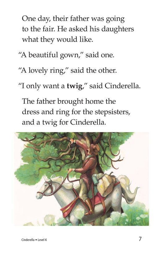 Book Preview For Cinderella Page 7