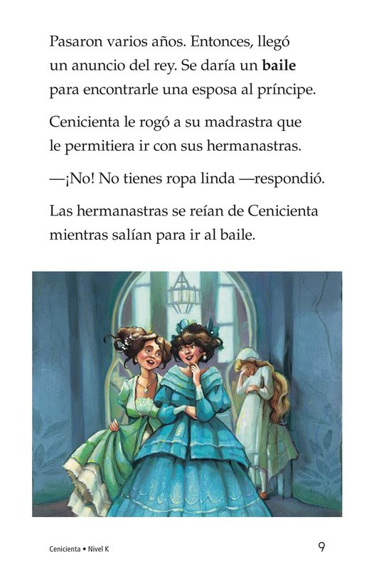 Book Preview For Cinderella Page 9