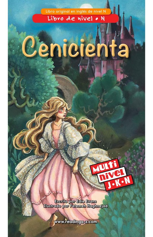 Book Preview For Cinderella Page 0