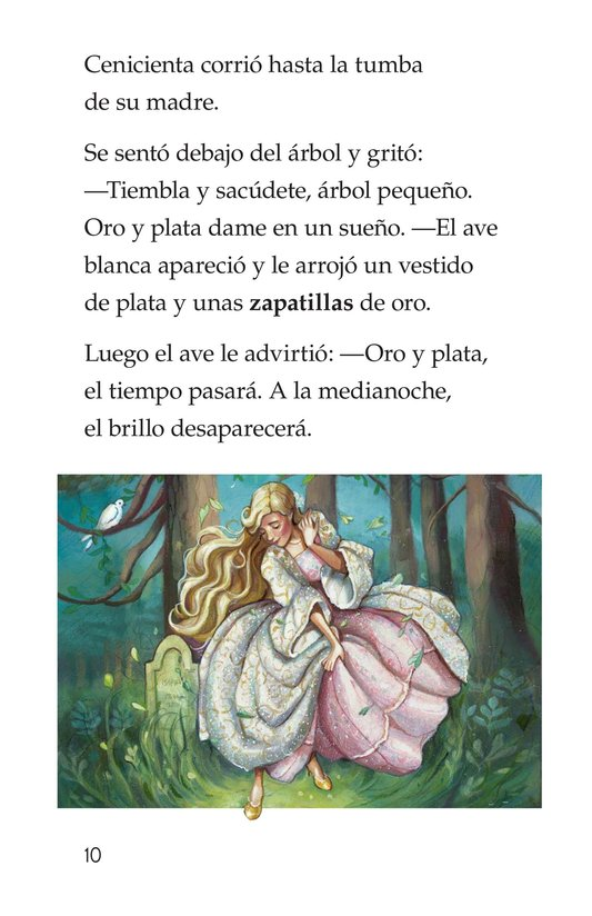Book Preview For Cinderella Page 10