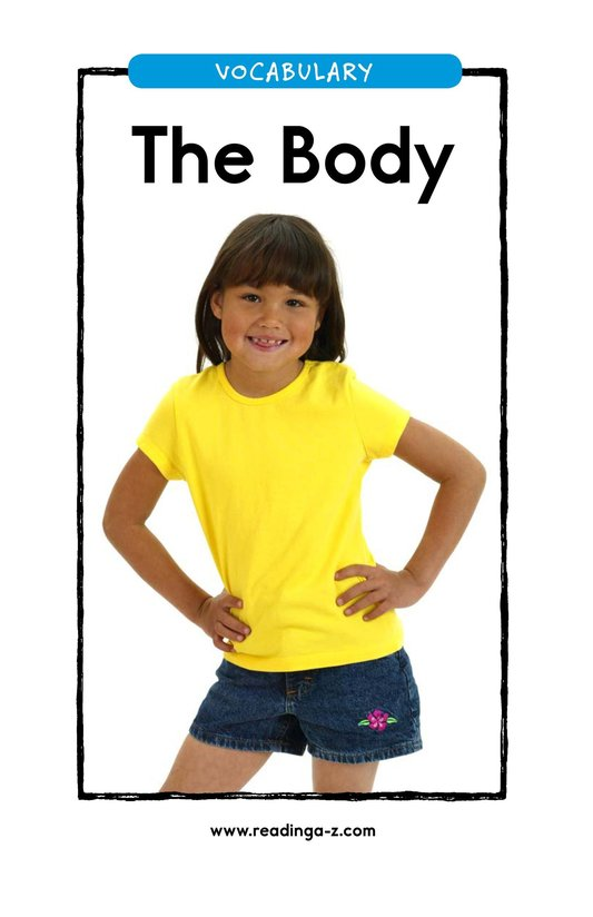 Book Preview For The Body Page 1
