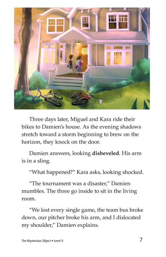 Book Preview For The Monkey's Paw Page 7