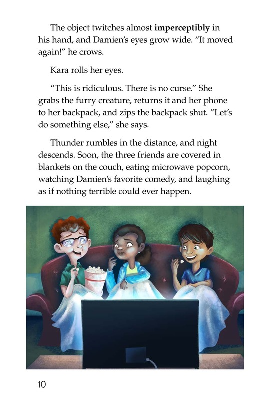 Book Preview For The Monkey's Paw Page 10