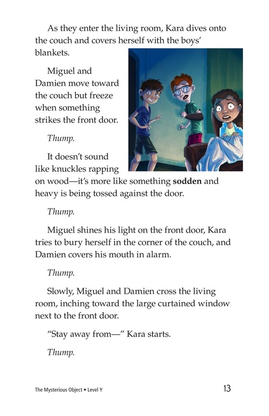 Book Preview For The Monkey's Paw Page 13