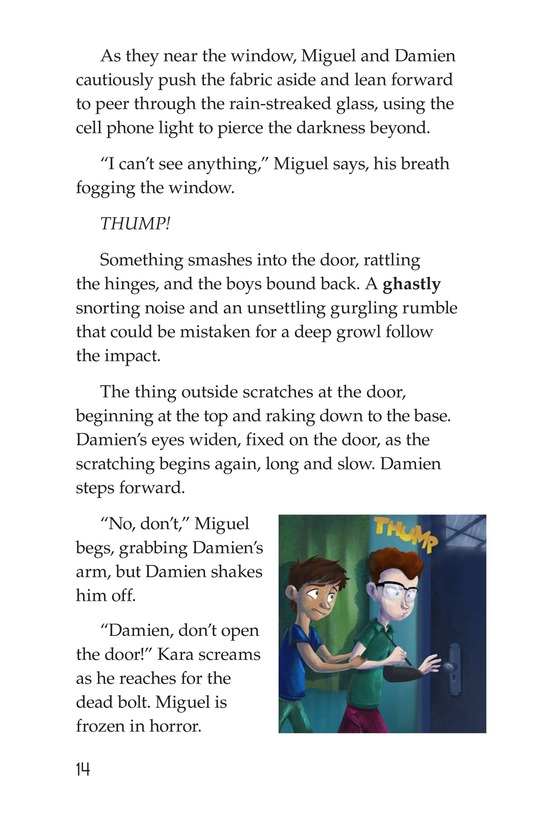 Book Preview For The Monkey's Paw Page 14