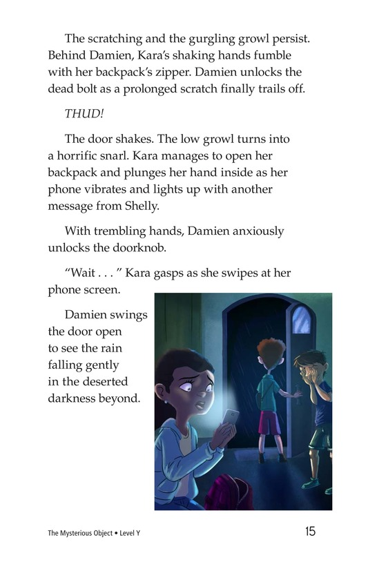 Book Preview For The Monkey's Paw Page 15