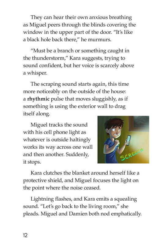 Book Preview For The Monkey's Paw Page 12