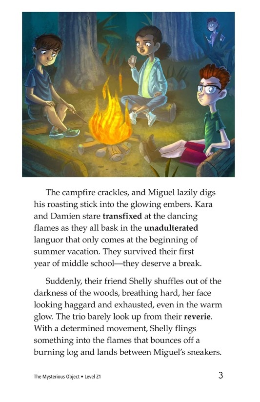 Book Preview For The Monkey's Paw Page 3