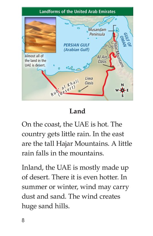 Book Preview For United Arab Emirates Page 8