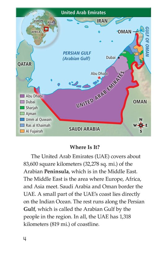 Book Preview For United Arab Emirates Page 4