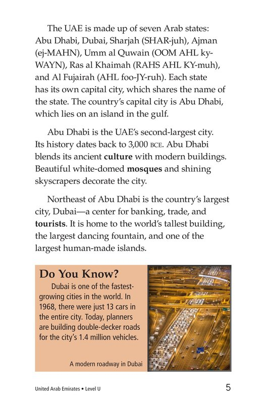 Book Preview For United Arab Emirates Page 5