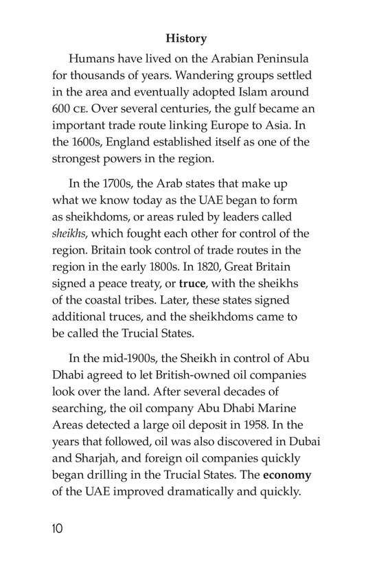 Book Preview For United Arab Emirates Page 10