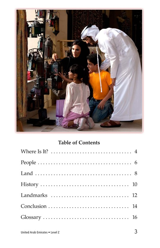 Book Preview For United Arab Emirates Page 3