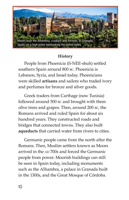 Book Preview For Spain Page 10