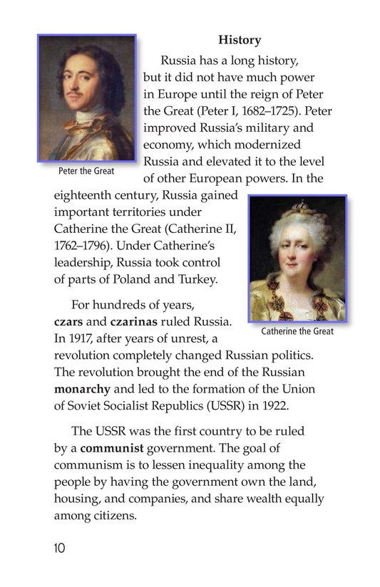 Book Preview For Russia Page 10