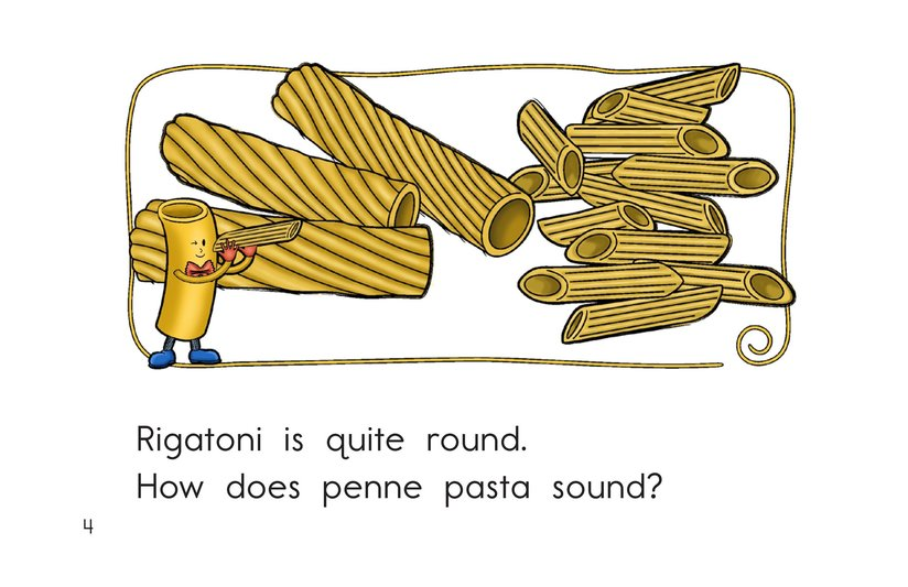 Book Preview For Lotsa Pasta Page 4
