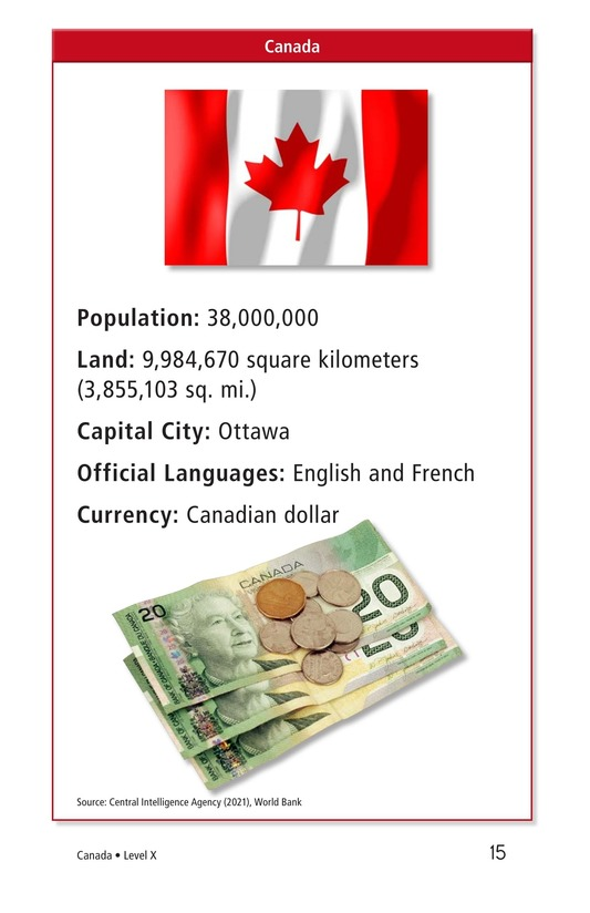 Book Preview For Canada Page 15