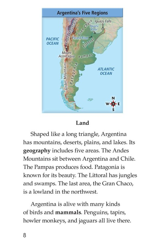 Book Preview For Argentina Page 8